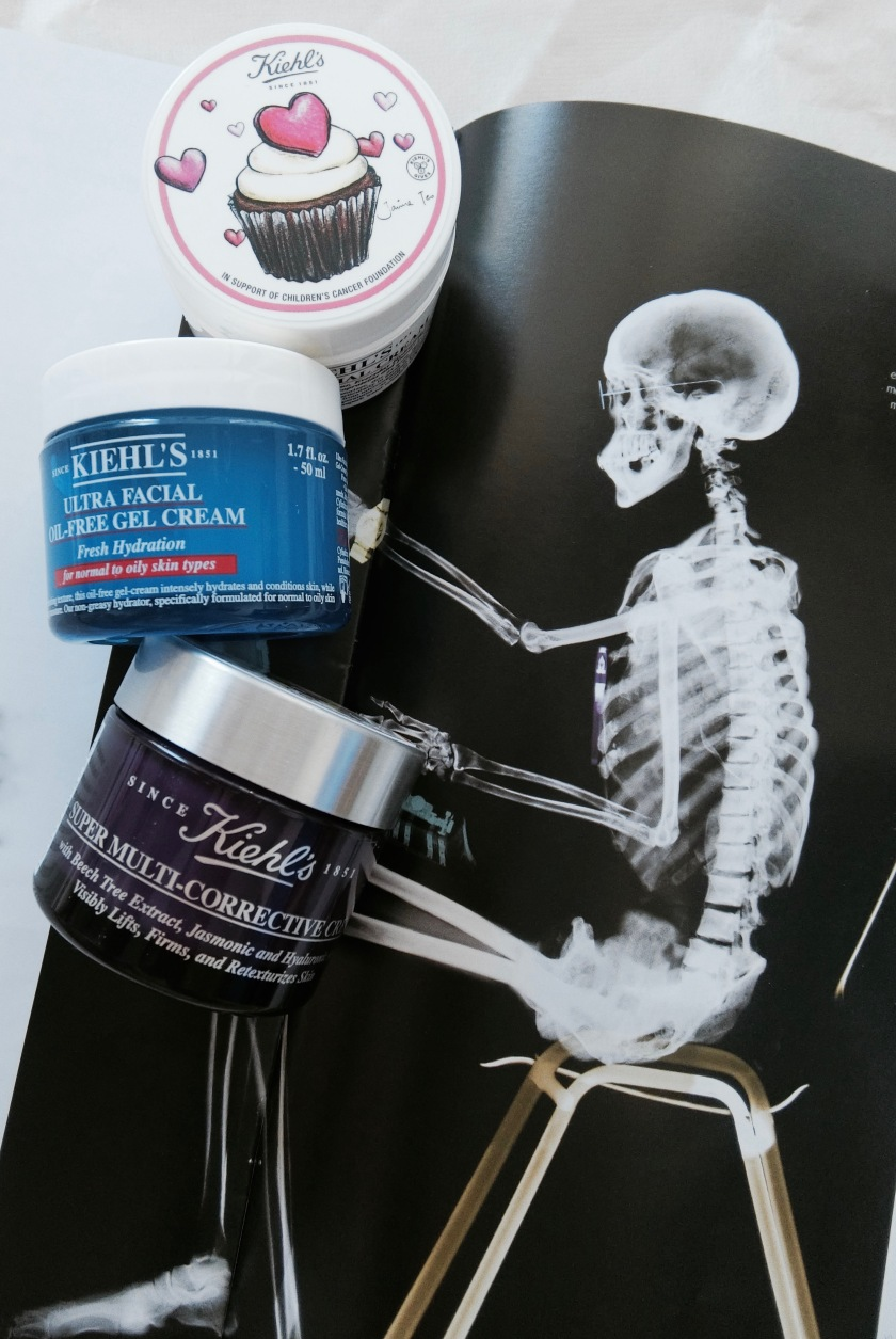 Mr Bones, and his fave beauty formulas