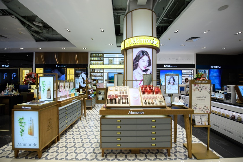 Mamonde Tangs VivoCity Singapore